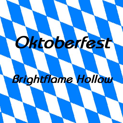 Oktoberfest Brightflame Hollow