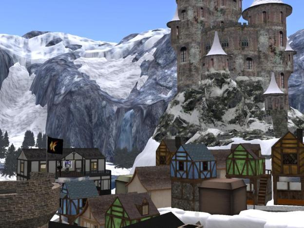New Mountain Tops Village