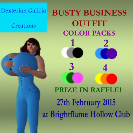 BB Event Poster 27th Feb