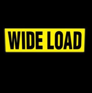 Wide Load Tee