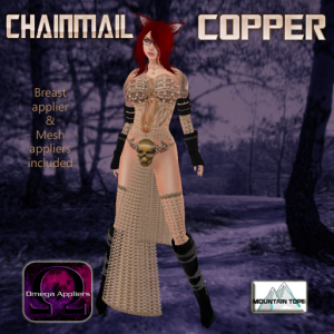 Chainmail Copper advert