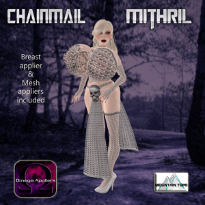 Chainmail Mithril advert