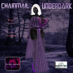 Chainmail Underdark advert