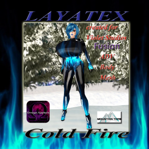Layatex Coldfire advert