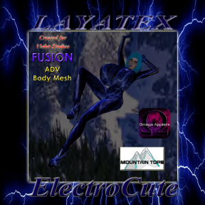 Layatex Electrocute advert