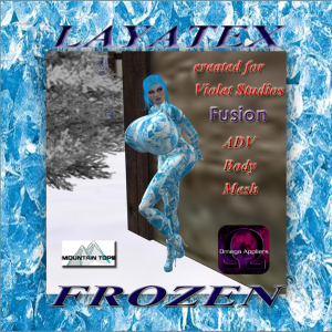 Layatex Frozen advert